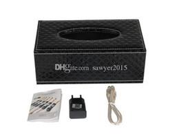 Camera Tissues Canada - Wireless WIFI P2P IP Tissue Box MINI Camera FULL HD 1920*1080P Tissue Box DVR Home Security Comcorder Tissue Box video Camera 12PCS