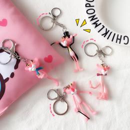 $enCountryForm.capitalKeyWord Australia - European and American cute cartoon key chain accessories soft personality key pendant ornaments
