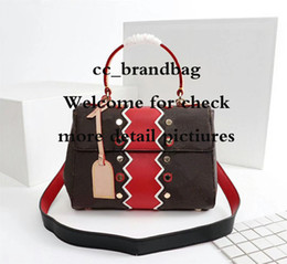 Organized bags purses online shopping - New arrival famous designer well organized interior with two separate compartments for active women shoulder bag cross body handbag purse to