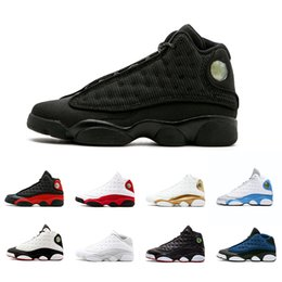 Chinese  2018 Wholesale Cheap NEW 13 13s mens basketball shoes Classic sneakers women Sports trainers running shoes for men designer Shoes Size 7-13 manufacturers