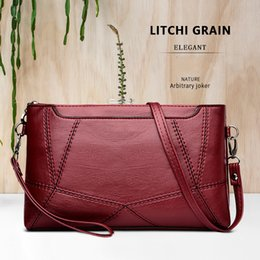 wholesale small evening bags NZ - EAYIN Luxury Vintage Ladies Evening Bags And Clutches Brand Fashion Women Clutch Bag Small Size Women Shoulder Bag Bolsos Mujer