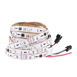 remote control rgb led strips UK - wholesale 5M LED Strip SMD5050 DC12V 120 LED RGB White Blue Green Yellow Red DIY Waterproof Decoration Lamp With Remote Control