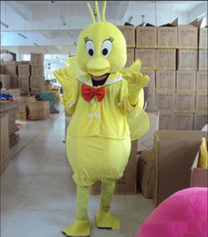 Yellow Duck Clothes Canada - 2018 Hot sale Yellow Duck mascot costum luxury mascot mascot of adult clothing clothing Halloween party role