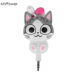 $enCountryForm.capitalKeyWord UK - MVpower 3.5mm Cute Cartoon Cat Panda 3.5mm Wired Retractable In-Ear Earphones Headset MP3 Headphone handsfree Earbuds
