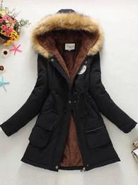 cc9c84438e New 2018 Top Quality Women Parkas Very Warm Wool Hats Women Winter Coat  Fake Fur Hooded Winter Jacket Women Thicken Down Jacket