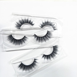 c922288277a 2018 hot sale 100% handmade Seashine natural looking really Mink 3D false  eyelash lovely silk eye lashes for beautiful Soft Lashes