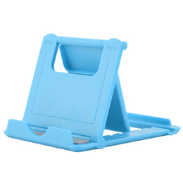 China Universal Desktop Foldable Adjustable Angle Stand Holder For Tablet Cellphone Promotion suppliers
