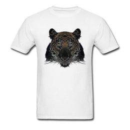 Black Shirt Tiger Men NZ - Animal Print T Shirt 2018 Hip Hop Brand New Fashion Beast Glowing Tiger T-Shirt Men Top T Shirts 3D Wildlife Tiger Men Tshirt