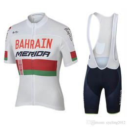 d333f3a800d Bikes Clothes Merida Canada - 2018 pro team bahrain merida summer cycling  jersey kits breathable Bicycle