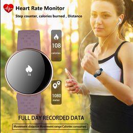 Sleeping Monitor NZ - SKMEI Women Fashion Smart Watch for IOS Android with Fitness Sleep Monitoring Waterproof Remote Camera GPS Auto Wake Screen B16