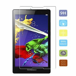 tablet screen guard 2018 - Tempered Glass For Lenovo Tab 3 850 850M 850F 850L Tablet Screen Protective Film For Lenovo Tab 2 A8-50 A8-50F A8-50LC G
