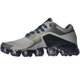2018 New Rainbow Vapor CS 3 2018 Sapatos de Corrida de Choque Para a Qualidade Real de Moda sapatos masculinos