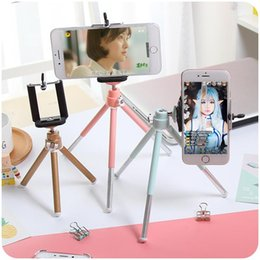 Wholesale Brand new WHOLESALES PRICE new Cell Phone Wired Remote Selfie Stick Monopod Pole Holder Hot U381
