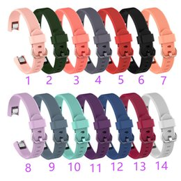 Ace bAnds online shopping - Wrist Wearables Silicone Straps Band For Fitbit Alta HR ACE Watch Classic Replacement Silicone Bracelet Straps Band No Tracker