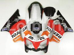 F4i Fairings Australia - Plastic Fairing Kit Fit For Honda CBR600RR CBR600 CBR 600 F4i 2004-2007 04 05 06 07 Fairings Set Custom Made Motorcycle Bodywork A80