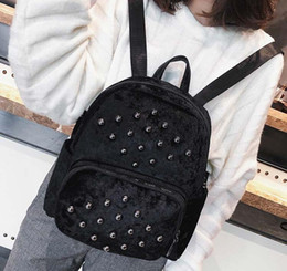 Ladies fashion casual bag. Women s Bags. College style. Leisure bag. Suede  backpack. Handbag. Cross Body. Shoulder Bags.Totes. AE340 17bc3cc5f8fc8