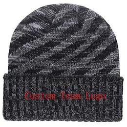 $enCountryForm.capitalKeyWord NZ - 2019 Autumn Winter hat men women Sports Hats Custom Knitted Cap Sideline Cold Weather Knit hat Soft Warm Jacksonville Beanie Skull Cap