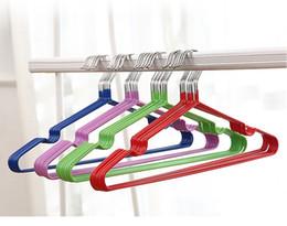 Бесплатная доставка высокое качество нескользящей сушки и сушки пластиковые вешалки для одежды стойки из нержавеющей стали вешалка для одежды для взрослых
