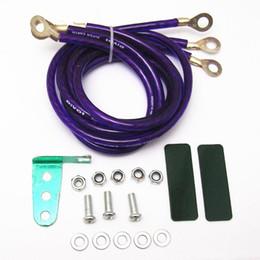 Wholesale Purple PIVOT MEGA RAIZIN Universal Car Fuel Saver Voltage Stabilizer Regulator