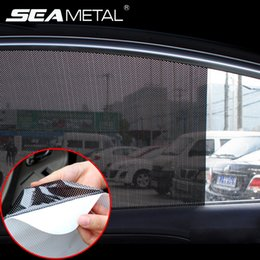 $enCountryForm.capitalKeyWord NZ - Car Stickers Car Sun Shades Sticker Window Covers goods Glass Windshield PVC Visor Shield Protector Solar Universal Auto Accessories Styling