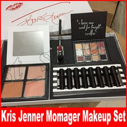 Gift sets cosmetics online shopping - New mother day gift Momager Cosmetics kris kollection mother s day Collection Limited Edition Makeup ncludes everthing Set