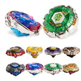 Free Christmas Gifts For Children Australia - New Beyblade Metal Fusion 4D Launcher Beyblade Spinning Top set Kids Game Toys Christmas Gift for Children free shipping