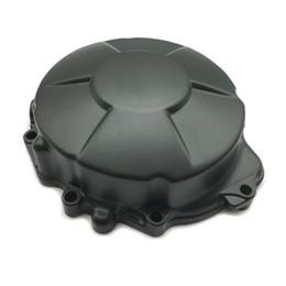 Honda Engines NZ - Black Motorcycle Engine Crank Case Stator Cover For Honda CBR600RR 2007-2014