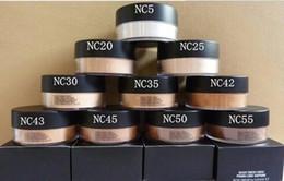 $enCountryForm.capitalKeyWord Australia - 6pcs Free shipping NEW MAKEUP NEW MINERALIZE POWDER ENGLISH NAME AND NUMBER 8g
