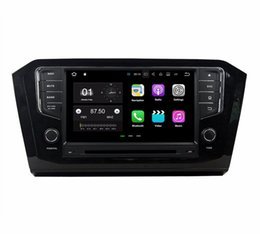 "vw passat gps radio android UK - 8"" Android 7.1 Car Radio GPS Multimedia Head Unit Car DVD for VW Volkswagen Passat 2015 2016 With 2GB RAM Bluetooth Mirror-link USB DVR"
