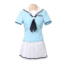 China Anime BanG Dream Cosplay Costume Kasumi Toyama Dress Halloween Uniform cheap bang game suppliers