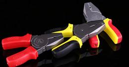 Discount men gadgets - Mini Pliers Shape Gas Lighter Portable Kerosene Oil Gas Spanner Lighters Funny Tools Butane Gas Lighter Gadgets for Men