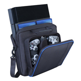 China PS4 Game System Bag Carry Case Bag for Sony Playstation 4 PS4 Slim Console System Accessories suppliers