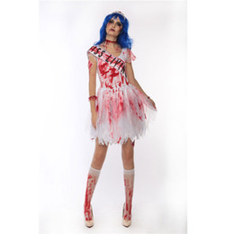 China halloween bloody vampire dress costume classical devil women living dead costume dress 40220 supplier women halloween vampire costumes suppliers