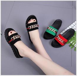 98108f70f Chinelo feminino verão moda desgaste 2018 verão novas mulheres grávidas  selvagens flip flops preguiçosos sapatos de praia