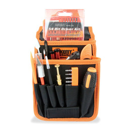 Electronic Tools Australia - Jakemy JM-P12 Complete mobile phone repair tool screwdriver Set Portable Electronic Dismantle Tools Kit for iphone Hand Tool Set