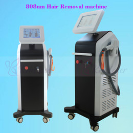 $enCountryForm.capitalKeyWord Canada - Big promotion salon use 808nm diode laser hair removal device vertical hair removal machine beauty salon home spa equipment
