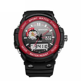 $enCountryForm.capitalKeyWord UK - Business Casual Fashion Waterproof watch Quartz Rubber Sports Wrist Watch Outdoor Mountaineer Modern Clock Brand dual display wristwath