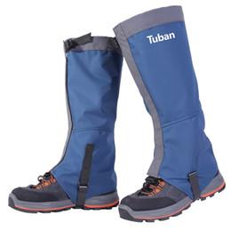 Snow Ski pantS online shopping - Outdoor Boy Ski Set Mountaineering Snow Sandals Leg Support Leggings Ski Legs Sets Body Pants Feet Legs Set Waterproof Leggings
