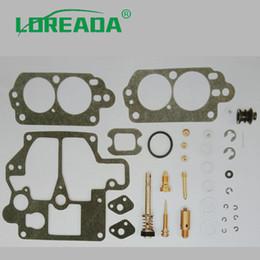 LOREADA New Car carburateur Kits de réparation pour TOYOTA 2Y 21100-71081 NK466 211071081 Moteur De Voiture Carbutetor Réparation Sac Expédition Rapide