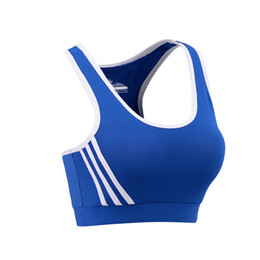 Chinese  Women's Hot Sell New arrival Comfortable Bra Vest Crop Tops Underwear No Wire-rim Sports Camisoles & Tanks manufacturers