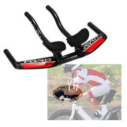 $enCountryForm.capitalKeyWord Australia - Lixada Bike Rest Handlebar Cycling Aero Bar Bicycle Relaxation Handle Bar Triathlon MTB Road Bike Arm Rest Aerobar
