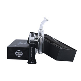 Vapor dabs bong online shopping - best selling wax vapor portable oil rig dab vaporizer mini henail g9 greenlightvapes enail d nail with water bong For wax concentrate oil
