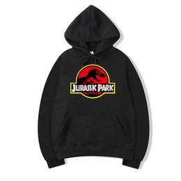 Vintage style hoodies online shopping - Jurassic Park Sweatshirt Men Women Pullover Fleece Hoodies Vintage Style Jurassic World Hoodie Unisex Jumper Casaco Feminino S18101706