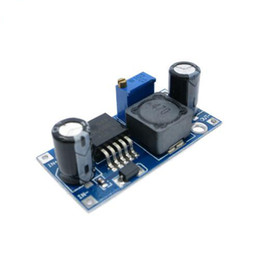 Lm2596 power suppLy online shopping - 10pcs DC DC Buck Converter Step Down Module LM2596 Power Supply Output V V LM2596S New Voltage regulator A