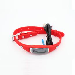 $enCountryForm.capitalKeyWord Australia - S1 Pet GPS Collar Mini Waterproof Silicon Pets Collar GPS Tracker GPS Locator GSM+GPRS+GPS+WIFI GPS+WIFI+LBS multi-mode positioning