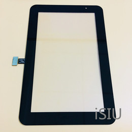 Galaxy Tab Digitizer Replacement NZ - Touch Screen For Galaxy Tab 2 7.0 P3110 Tab2 GT-P3110 Tablet Touch Panel LCD Display Screen Sensor Digitizer Replacement