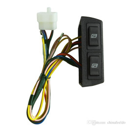 shop harness types uk harness types delivery to uk dhgate uk whole for two door type universal power window regulator 3pcs switches holder and wire harness 2468
