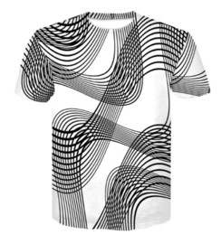 $enCountryForm.capitalKeyWord Canada - 2018 New Arrival Men Women Unique Design Black White Geometry Funny 3D Printed T-shirt Summe Style Fashion Casual T-shirt S-XXXXXXL U12