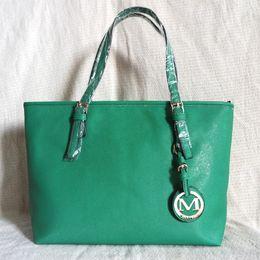 Gold white hand baG online shopping - Women Designer Handbags Ladies Shoulder Bags Designer M PU Leather Large Tote Girl Hand Bag Real designer handbags