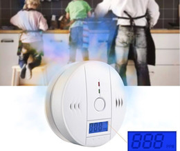 $enCountryForm.capitalKeyWord NZ - CO Carbon Monoxide Tester Alarm Warning Sensor Detector Gas Fire Poisoning Detectors LCD Display Security Surveillance Home Safety Alarms